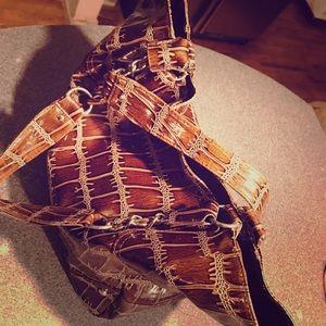 Handbags - Large  brown tote